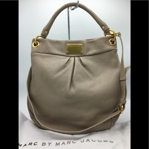 Marc by Marc Jacobs Classic Q Hiller Leather Bag